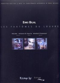 Les fantômes du Louvre : pochette-portfolio
