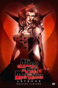 Alice au pays des merveilles : artbook