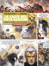La caste des Méta-Barons : intégrale. Volume 3-4