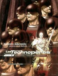 Les Technopères. Volume 4, Halkattraz, l'étoile des bourreaux