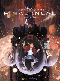 Final Incal. Volume 2, Louz de Garra