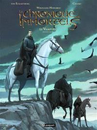 La chronique des immortels. Volume 3, Le vampyre : première partie
