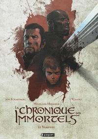 La chronique des immortels. Volume 2