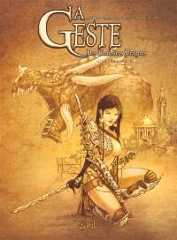 La geste des chevaliers dragons : intégrale. Volume 4