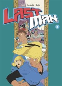 Last Man. Volume 3