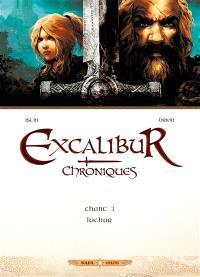 Excalibur : chroniques. Volume 3, Luchar