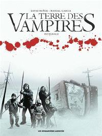 La terre des vampires : intégrale