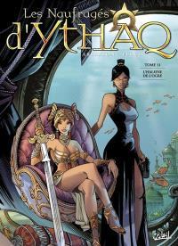 Les naufragés d'Ythaq. Volume 11, L'haleine de l'ogre