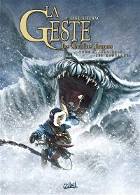 La geste des chevaliers dragons. Volume 6, Par-delà les montagnes