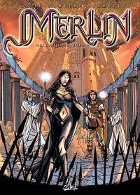 Merlin. Volume 2, L'éveil du pouvoir