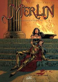 Merlin. Volume 7, Le chaudron de Bran-le-Béni