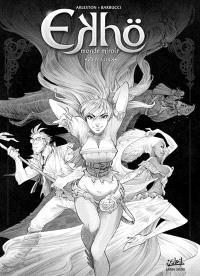 Ekhö, monde miroir. Volume 1, New York : édition noir et blanc