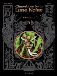 Chroniques de la Lune noire : l'intégrale. Volume 4