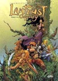 Coffret Lanfeust odyssey : tomes 1 à 4