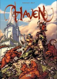 Haven. Volume 1, Exil