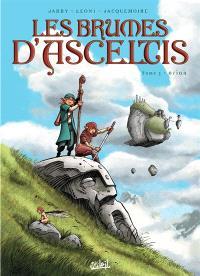 Les brumes d'Asceltis. Volume 5, Orian