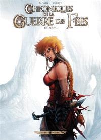 Chroniques de la guerre des fées. Volume 2, Aedlyn