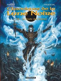 Chroniques de la Lune noire. Volume 12, La porte des enfers