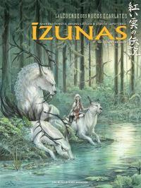 Izunas : la légende des nuées écarlates. Volume 1, Kamigakushi