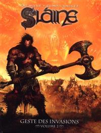 Slaine : geste des invasions. Volume 2