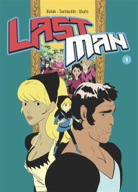 Last Man. Volume 1