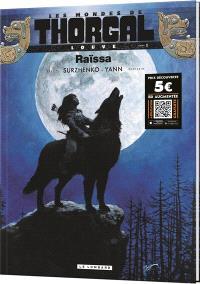 Les mondes de Thorgal, Louve. Volume 1, Raïssa