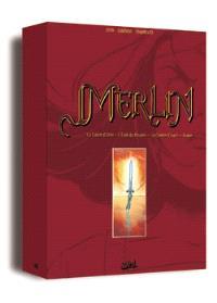 Merlin : tomes 1 à 4
