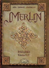 Merlin : intégrale, tomes 1 à 6
