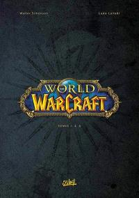 World of Warcraft : tomes 1, 2, 3