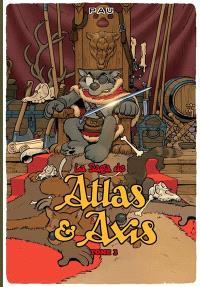 La saga d'Atlas & Axis. Volume 3