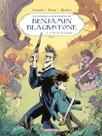 Les aventures ahurissantes de Benjamin Blackstone. Volume 1, L'île de la jungle