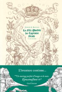La fille maudite du capitaine pirate. Volume 2