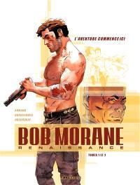 Fourreau Bob Morane : renaissance : tomes 1 et 2. n° 1-2