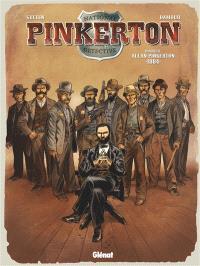 Pinkerton. Volume 4, Dossier Allan Pinkerton : 1884