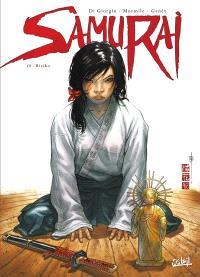 Samurai. Volume 10, Ririko