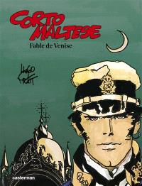 Corto Maltese. Volume 7, Fable de Venise