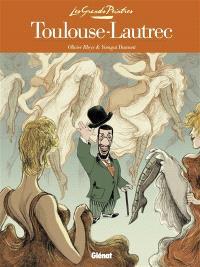 Toulouse-Lautrec : panneaux pour la baraque de la Goulue