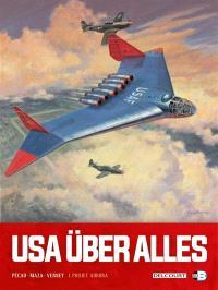USA über alles. Volume 1, Projet Aurora