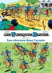 Les Tuniques bleues présentent. Volume 2, Les chevaux dans l'armée
