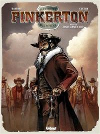 Pinkerton. Volume 1, Dossier Jesse James : 1875