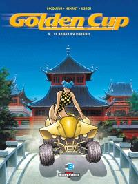 Golden cup. Volume 5, Le baiser du dragon