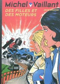 Michel Vaillant. Volume 25, Des filles et des moteurs