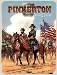 Pinkerton. Volume 3, Dossier massacre d'Antietam : 1862