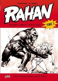 Rahan : intégrale noir et blanc. Volume 3
