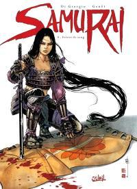 Samurai. Volume 8, Frères de sang