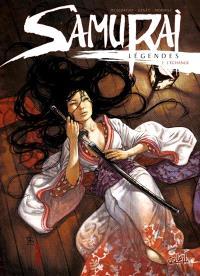 Samurai : légendes. Volume 2, L'échange