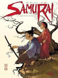 Samurai. Volume 2, Les sept sources d'Akanobu