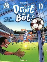 Droit au but !. Volume 11, La victoire au bout des crampons !