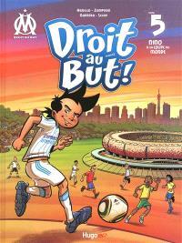 Droit au but !. Volume 5, Nino à la Coupe du monde