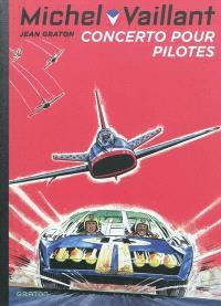 Michel Vaillant. Volume 13, Concerto pour pilotes